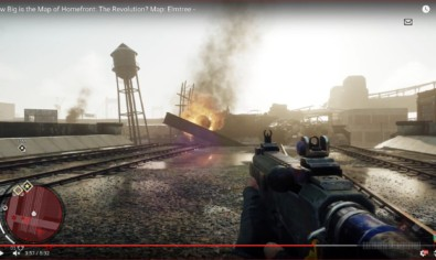 Map Homefront