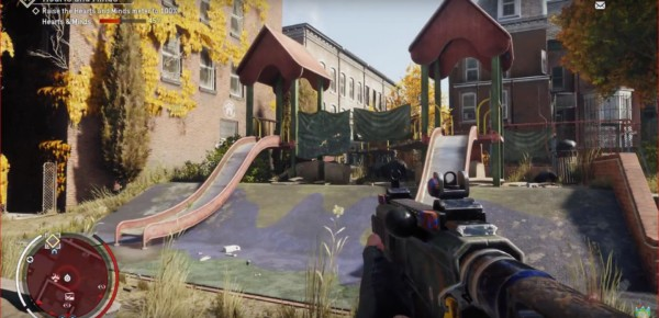 Homefront Map