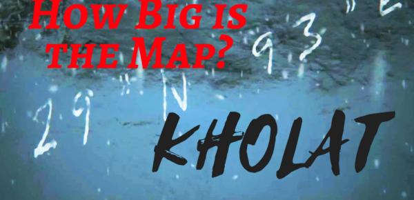 Map Kholat
