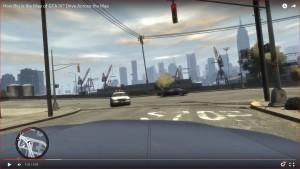 GTA 4 drive