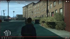 GTA IV map