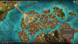 Map Venetica