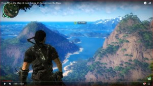Map Just Cause 2