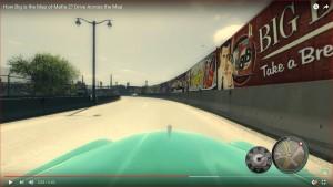 drive across Mafia 2
