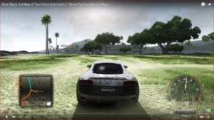 Test Drive Unlimited 2 Map