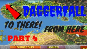 How big is Daggerfall