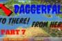 how big is map Daggerfall