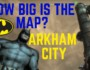 Map Arkham City
