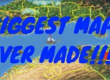 BIGGEST MAP ever
