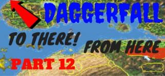Walk across Daggerfall