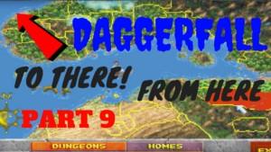 Daggerfall map size
