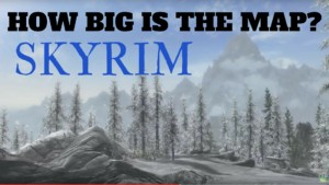Map Skyrim
