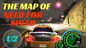 Map Need For Speed