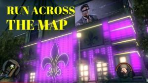 Saints Row 3 Map