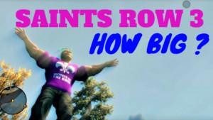 Map Saints Row 3