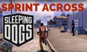 Map Sleeping Dogs