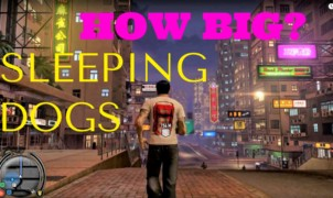 Sleeping Dogs Map