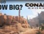 Map Conan Exiles
