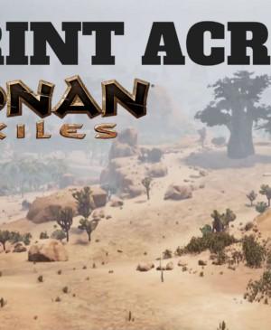 How big is Conan