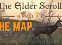 Elder Scrolls Online Map