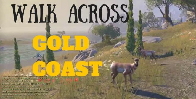 Gold Coast Map