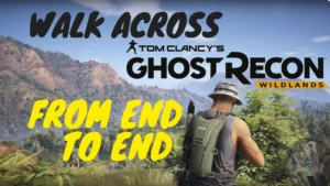 Ghost Recon Wildlands Map