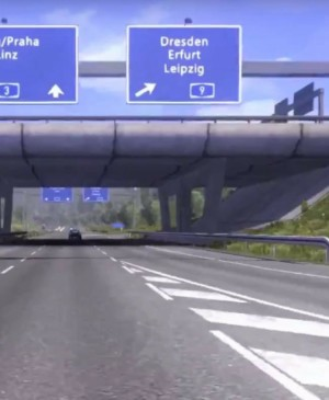 ETS 2 map