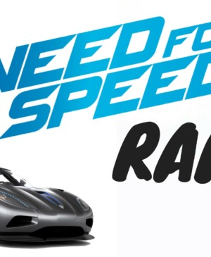 Need For Speed Rap