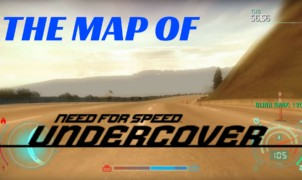 Maps Need For Speed