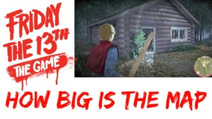 Map Friday the 13th.