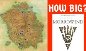Map Morrowind