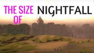 Nightfall map