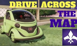 Agents of Mayhem drive