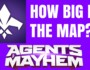 Agents of Mayhem Map