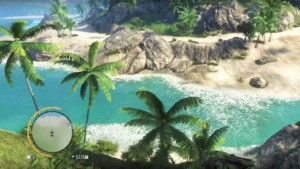 Far Cry 3 map