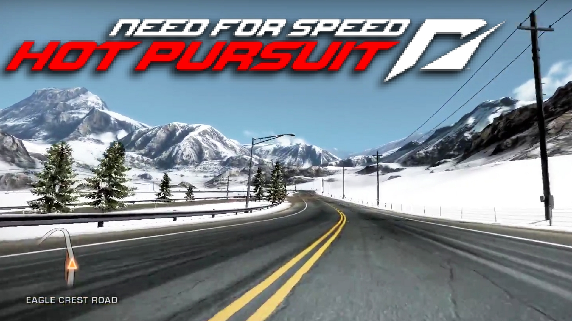 Need For Speed Hot Pursuit Drive Across The Map How Big Is