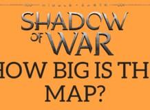 Shadow of War map