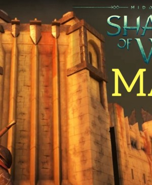 Shadow of War maps