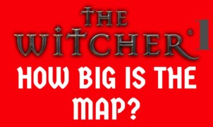 The Witcher 1 map