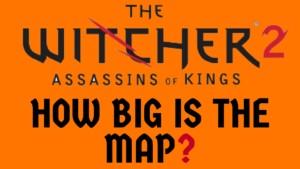 Witcher 2 maps