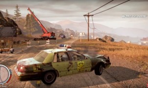 State of Decay drive