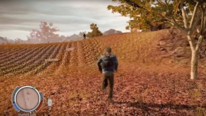 State of Decay Map