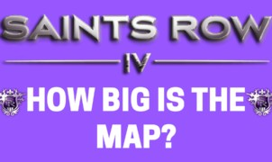 Map Saints Row IV