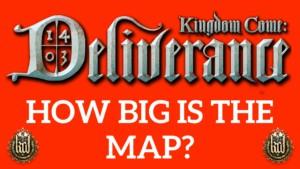 Map Kingdom Come Deliverance