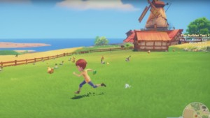 Map My Time at Portia