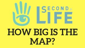 Second Life Map