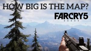 Map Far Cry 5