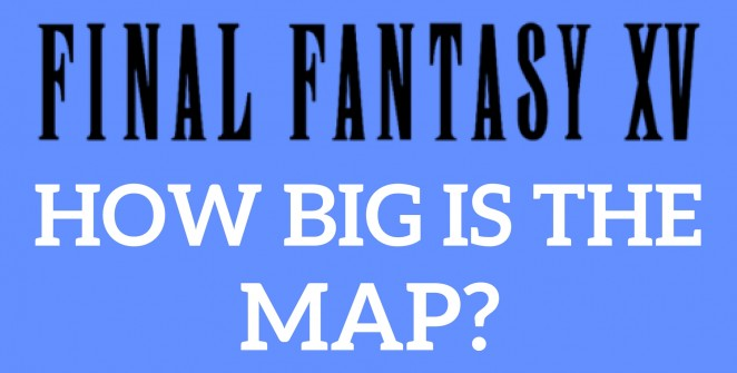 Map Final Fantasy XV