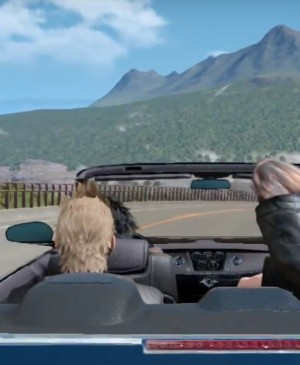 Final Fantasy XV map