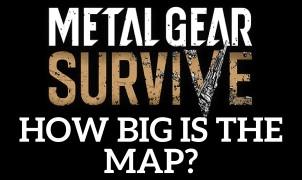 Map Metal Gear Survive